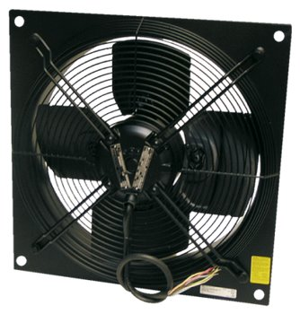 ATEX Plate axial fans